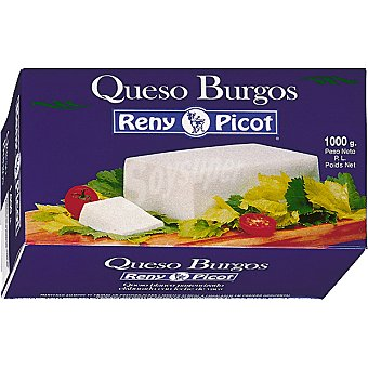 Reny Picot queso fresco de Burgos pieza kg