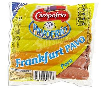Campofrío Salchicha Frankfurt de Pavo 140 g