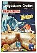 Langostino congelado crudo extra (32/38 piezas/Kg) CAJA 1 kg Pescanova