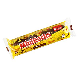 DIA Minirocks chocolate estuche 160 g