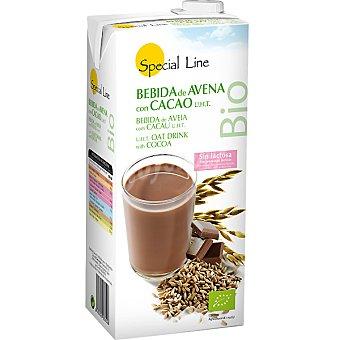 Special Line Bebida de avena con cacao sin lactosa Envase 1 l