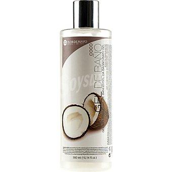 Flor de Mayo gel de baño Coco equilibrante frasco 300 ml