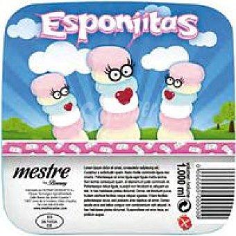 Bornay Esponjitas Tarrina 1 litro
