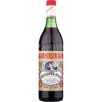 PRIMITIVO QUILES Vermouth rojo botella 1 l 1 l
