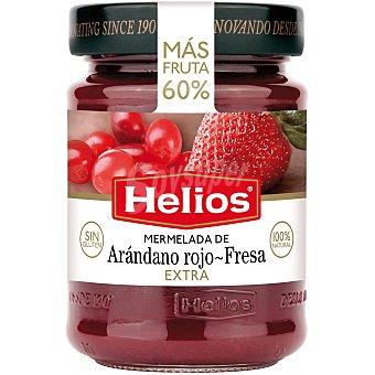 Helios Mermelada de arándanos y fresa extra Tarro 340 g
