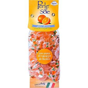 PERLE DI SOLE Caramelos con zumo de naranja de Sicilia bolsa 200 g bolsa 200 g