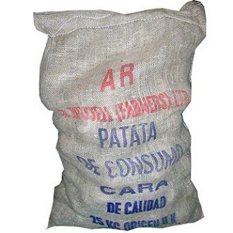 AR Papas de consumo de importación saco 25 kg