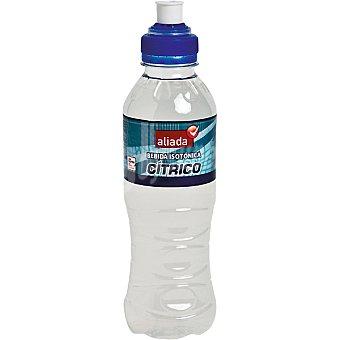 Aliada Bebida isotónica sabor cítricos botella 50 cl con tapón Sport Botella 50 cl