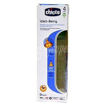 Chicco Biberon polipropileno unisex caucho 330 ml. 1 ud