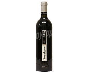 MIRTO Vino tinto reserva tempranillo con denominación de origen Rioja Botella de 75 centilitros