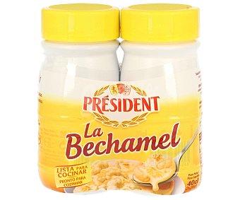President Salsa bechamel Pack 2 x 250 ml