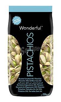 Wonderful Pistachos sin sal 220 g