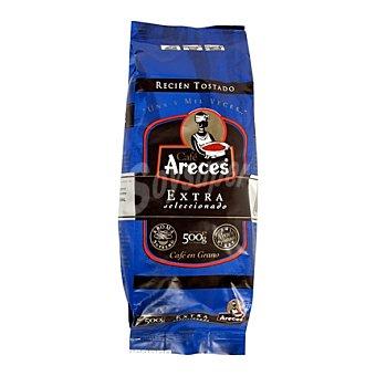 Areces Café en grano de Colombia 500 g