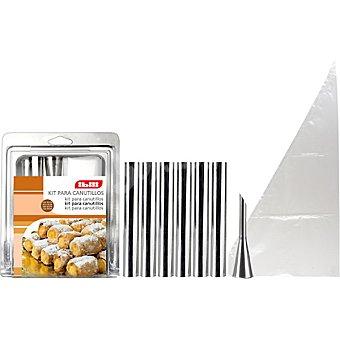 IBILI Kit de canutillos en acero inoxidable