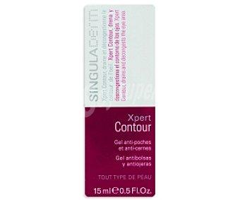 SINGULADERM Gel antibolsas y antiojeras para todo tipo de piel, 15 Mililitros