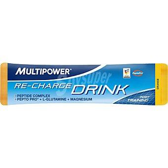 MULTIPOWER Re Charge monodosis post entrenamiento sabor naranja  envase 51 g