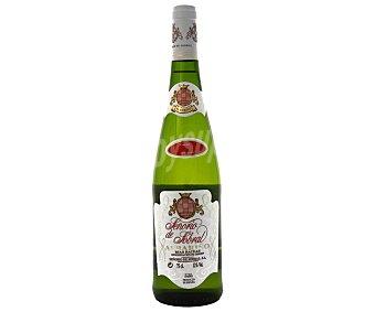 Señorío del Sobral Vino blanco Albariño D.O. Rías Baixas Botella 75 cl