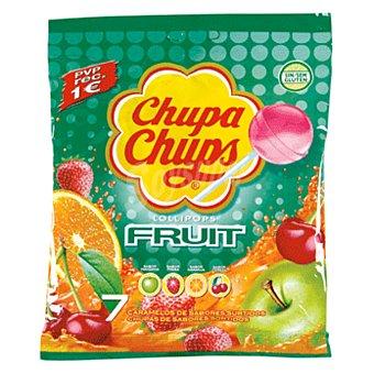 Chupa Chups Caramelo frutas Bolsa 84 gr
