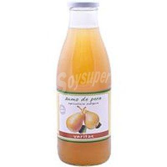 Veritas Zumo de pera Botella 1 litro