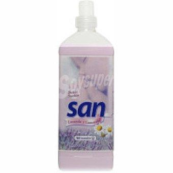 San Suavizante concentrado bebé Botella 54 dosis