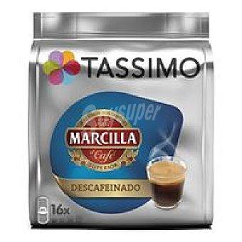 Tassimo Café espresso descafeinado tassimo M Paquete 16 monodosis