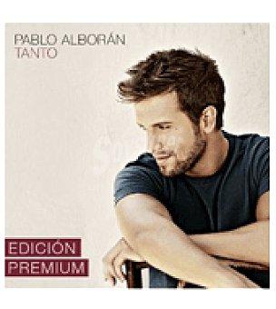 Pablo Alborán Tanto Edición premium CD 1 unidad