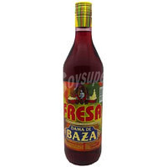 Dama de Baza Concentrado de fresa botella 1 litro