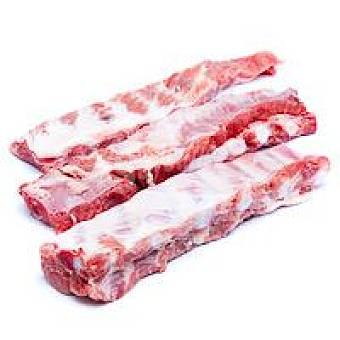 Natur Costilla tiras de cerdo Eroski 500 g