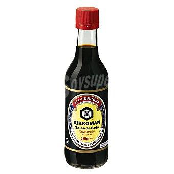 Kikoman Salsa de soja Botella 250 ml
