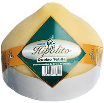 D.O. Tetilla HIPOLITO Queso 850 g