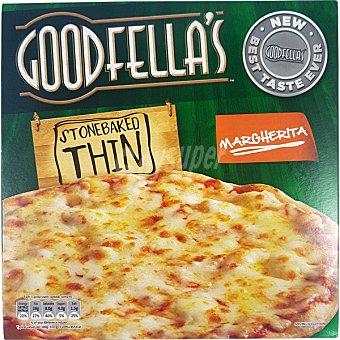 Goodfellas Pizza margarita masa fina estuche 380 g estuche 380 g