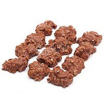 LA ESTEPEÑA Rocas de cereales con almendras caja 210 g