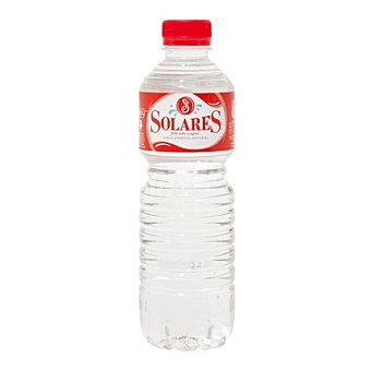 Solares Agua mineral Botellín 50 cl