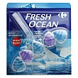 Colgador WC Fresh Ocean 1 ud Carrefour