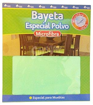 Bosque Verde Bayeta microfibra verde muebles y superficies similares 1 unidad