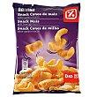 Conos de maíz sabor queso y bacon Bolsa 85 gr DIA