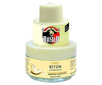 Bufalo Crema tarro incoloro 40 mililitros