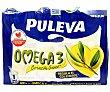 Preparado lacteo desnatado, enriquecido con ácido oleico y Omega 3 6 x 1l Puleva Omega 3