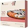 Sushi 30 piezas bandeja 589 g bandeja 589 g Sushita