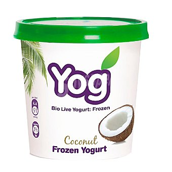 YOG Yogur helado de coco Tarrina 172 ml