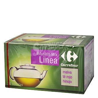 Carrefour Infusión Mix Linea 20 ud