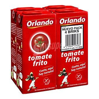 Orlando Tomate frito 4 unidades de 350 g