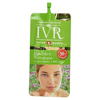 IVR Mascarilla anti-estrés Cosmética Natural 1 ud