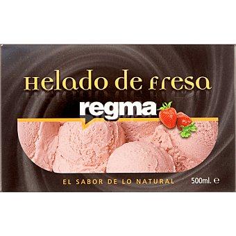 REGMA Helado de fresa Tarrina 500 ml