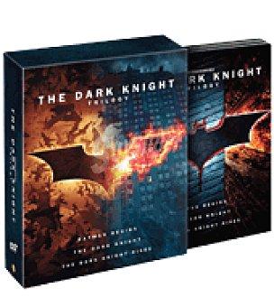 TRILOGIA Batman dvd