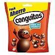 Cacahuetes recubiertos de chocolate con leche pack ahorro Bolsa 350 g Conguitos Lacasa