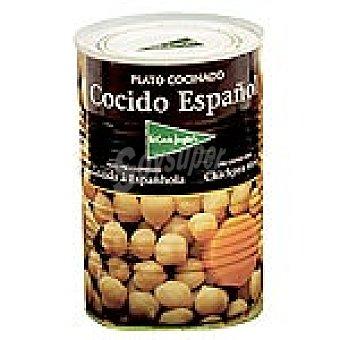 El Corte Inglés Cocido español Lata 440 g