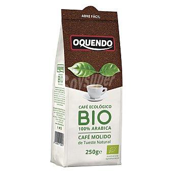 Oquendo Café molido natural bio 250 g