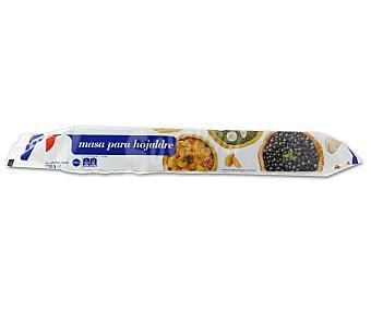 Auchan Masa hojaldre 230 gramos