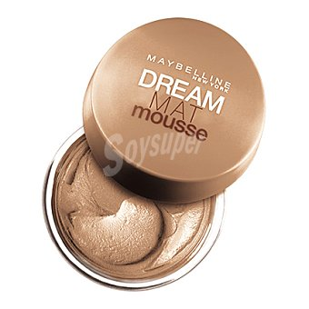 Maybelline New York Maquillaje dream mat mousse 40 fawn 1 ud